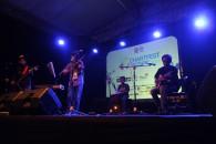 Suasana Penutupan Chartfest 2014 HIMA HUMAS Fikom Unpad di Kampus Unpad Jatinangor. (Foto Ichwan)