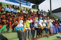 PIALA (Piknik Ala Sepakbola) Bersama Anak Panti Asuhan dan Siswa SSB di Bandung