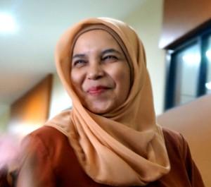 Dr.Feliza Zubair,MSi