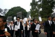 Keselamatan Pejalan Kaki mahasiswa Humas Fikom Unpad