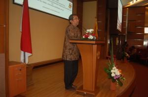 Wakil Rektor-1, Prof.Dr.Engkus Kuswarno,MS.