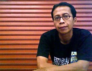 Hawe Setiawan (Foto Koleksi Pribadi)