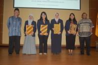 Penghargaan Untuk Tendik dan Mahasiswa Berprestasi Fikom Unpad.