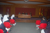 SMA Islam Al-Azhar 1 Jakarta Selatan Kunjungi Fikom Unpad