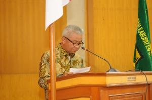 Bupati Kab Sukabumi, H Sukmawijaya (Foto Dok Prodi Humas)