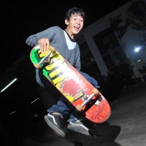 Ingin Job training di Bali biar bisa surfing. (Foto koleksi pribadi).