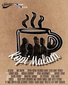"""Film """"Kopi Pendek"""" karya CC Fikom Unpad."""