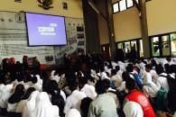 PKM Prodi Humas di SMA Negeri 1 Bandung.