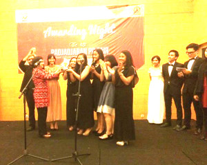 Tim Universitas Atmajaya Yogyakarta (Foto Panitia PPRF)