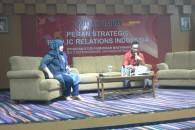 "KULIAH UMUM PRODI HUMAS:  ""PERAN STRATEGIS HUMAS INDONESIA"""
