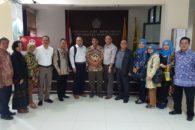 Inisiasi Credit Earning Prodi Ilkom FISIP Universitas Andalas dengan Fikom Unpad