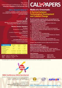 MACC2016 - Poster