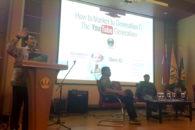 """""""Indonesia Goes Digital"""", Talkshow Kementerian Kominfo bersama Fikom Unpad"""