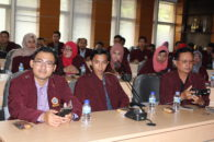 Kunjungan Mahasiswa dan Dosen Magister Ilmu Komunikasi Uniska
