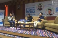 Hima Mankom dan Frisian Flag Indonesia Gelar Seminar tentang Media Digital