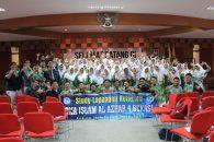 Kunjungan SMA Islam Al Azhar 4 Bekasi ke Fikom Unpad
