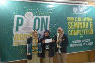Mahasiswa Prodi Ilkom Juara 3 Kompetisi City Branding UNESA 2016